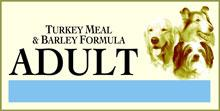 ANF Adult Turkey & Barley